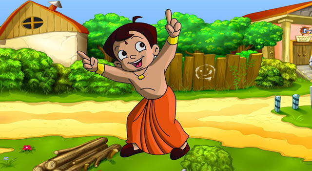 CHHOTA BHEEM- THE PRINCE OF INDIAN ANIMATION CELEBRATES 10 YEARS