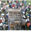 12 killed as speeding bus falls into roadside pit in Bihar