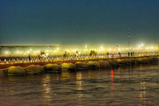 Thousands take holy dip in 'Sangam' as mythical Kumbh Mela begins
