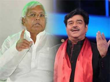 Embattled Lalu gets support from unexpected quarters