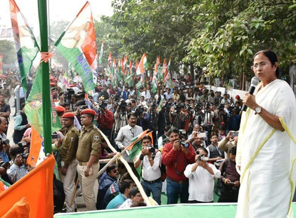 Modi has gone mad after knowing he is not returning to power: Mamata Banerjee