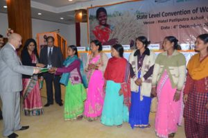 Women farmers come together at Oxfam platform, demand for their rights