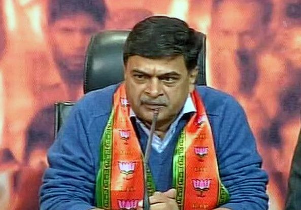 Bihar officer who arrested Advani rewarded with Cabinet berth in Modi govt