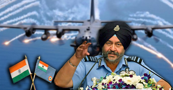 We hit the target, can't tell about casualties: IAF chief Dhanoa on Balakot strike