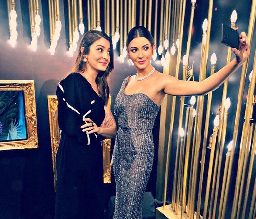 Anushka Sharma unveils her wax figurine at Madame Tussauds