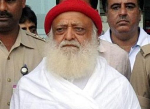 Controversial Indian godman sentenced to life in jail for raping minor devotee