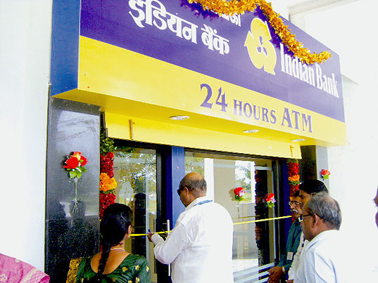 Mad scramble to withdraw money as ATM gives more cash than requested in Bihar