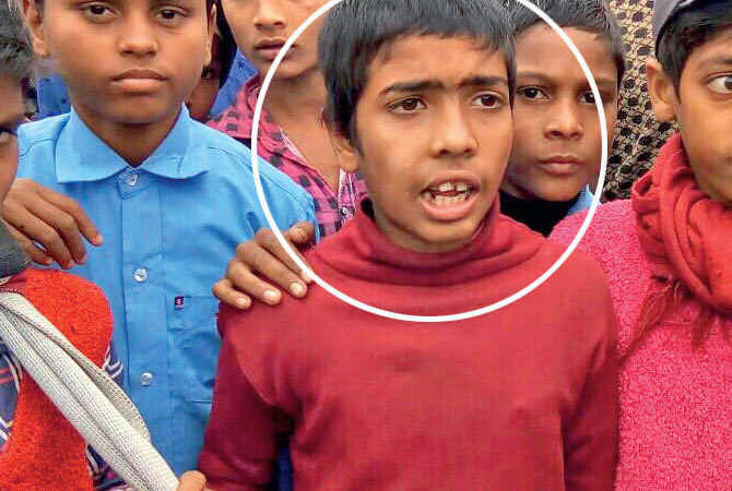 Brave Bihar boy who saved lives of train passengers to be rewarded