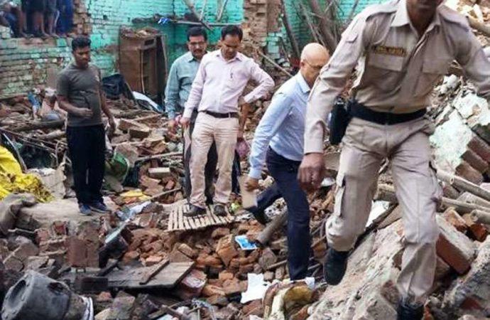 Blasts in firecracker factory kill five in Bihar CM Nitish Kumar's home district