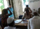 Video: Watch this Bihar policeman who loves to get body massage on duty