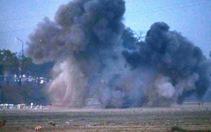 Bodh Gaya bomb recovery: NIA arrests one youth from Gopalganj