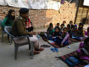 Policing & schooling: This Bihar cop imparts free education to poor children