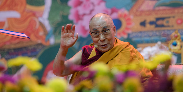 Dalai Lama arrives in Bodh Gaya for Kalchakra puja, security beefed up