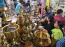 Video: Watch huge rush in Patna markets for Diwali shopping on Dhanteras