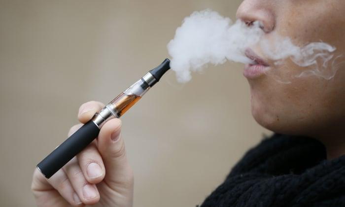 ban on e-cigarettes,