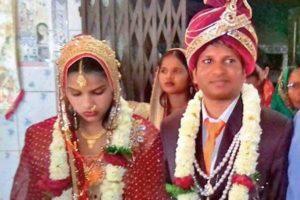 'Bald-headed' groom spurned by original bride, marries stranger girl