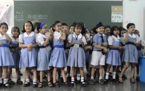 How Delhi govt is filling colours of happiness in the life of school children