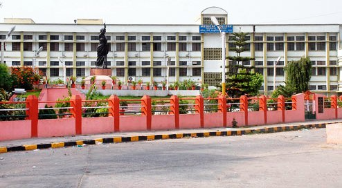 Bihar hospital constructing helipad on its roof to help patients