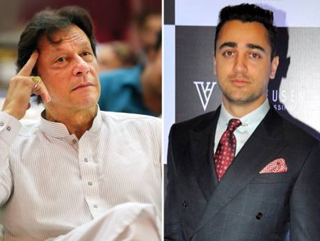 Bollywood actor Imran Khan mistaken for Pakistan prime minister Imran Khan