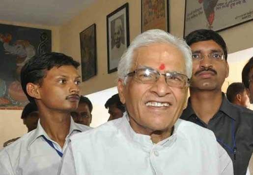 Gowda, not BJP, 'framed' Lalu in fodder scam, says Jagannath Mishra after acquittal