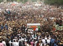 Supporters bid tearful adieu as Jayalalithaa laid to rest with full state honours