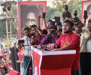 JNU sedition row: Delhi police name Kanhaiya Kumar in charge sheet