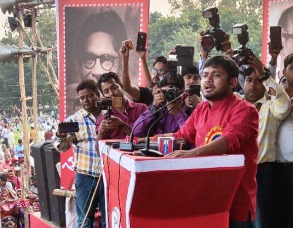 JNU sedition row: Delhi police name Kanhaiya Kumar in charge sheet