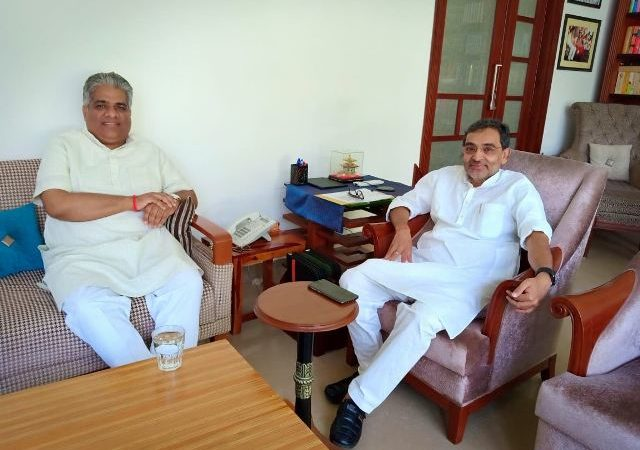 How wily Kushwaha keeps everyone guessing about his next political move