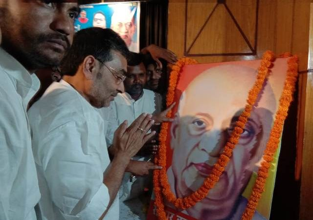 Kushwaha gets himself 'out of NDA' before set deadline, and how!