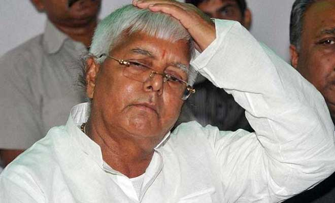Tape 'exposes' Lalu talking to jailed don over phone, BJP seeks actions against RJD chief