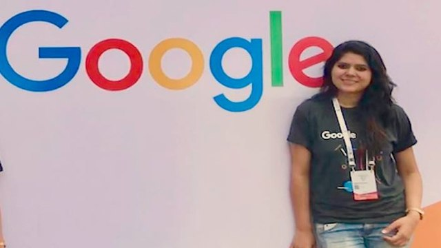 Bihar girl gets Rs1 crore salary package from Google