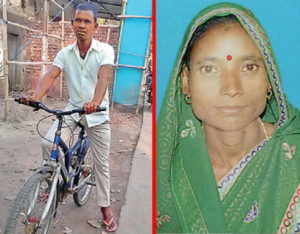 Indian man cycles 750 km in search of wife, traces her during Valentine's week