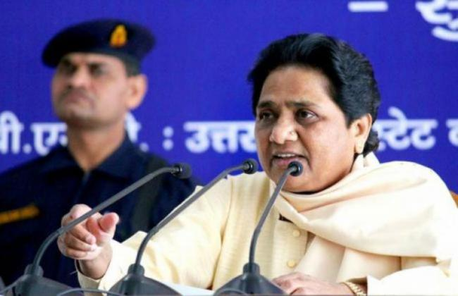 Election Commission has 'anti-Dalit' mindset, BSP chief Mayawati alleges