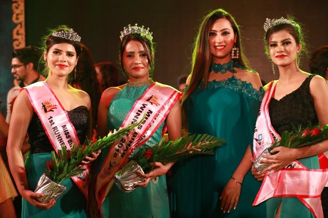 Jyoti Singh wins 'Miss Bihar-2018' title, Nisha is first runner-up