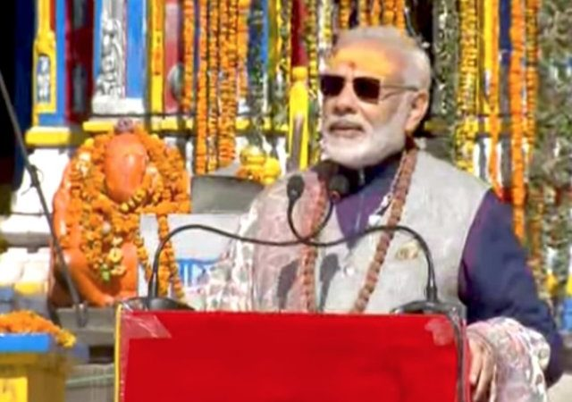 Will ensure environment of Kedarnath not damaged for modernisation: PM Modi