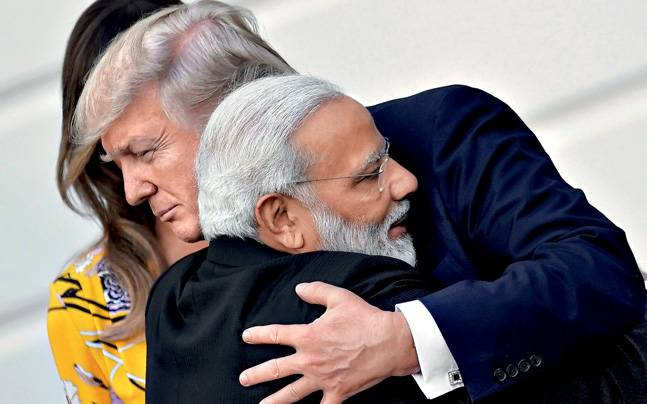 US president Trump refuses to be chief guest at India's Republic Day function