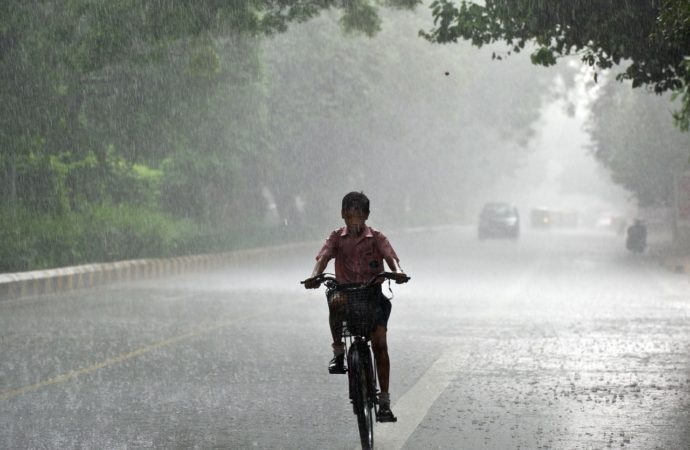 Southwest monsoon arrives in Kerala, brings cheers