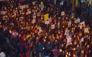 murder protest