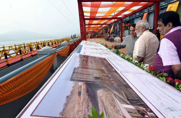PM Modi inaugurates Sardar Sarovar Dam in Gujarat, calls it an 'engineering marvel'