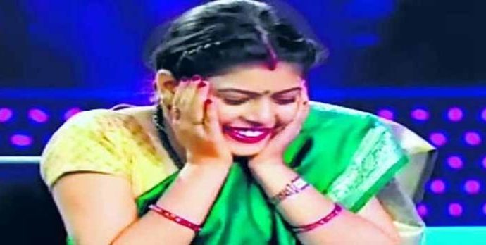 Bihar daughter wins hearts of millions through her naughty acts at KBC show