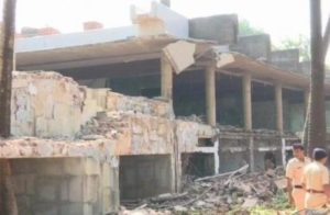 PNB fraud accused Nirav Modi's bungalow demolished using dynamites