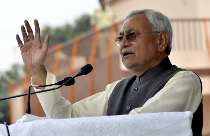 Contractual teachers issue: How Nitish Kumar gets caught in his self-woven web!