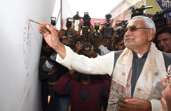 Nitish Kumar under fire for 'misusing the mandate' for second time in four years