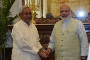 PM Modi praises Nitish Kumar's decision to resign in his fight against corruption