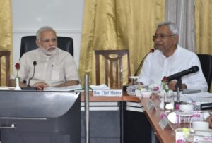 Nitish upset with Modi's move as strains in JD-U-BJP relations become visible