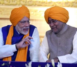 Circus of Bihar Politics: From 'Mitti Mein Mil Jayenge…' to NaMo-NaMo!