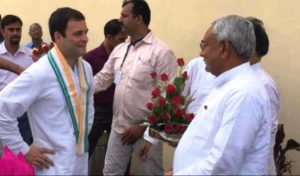 Cong extends fresh offer to Nitish Kumar to join GA, RJD objects