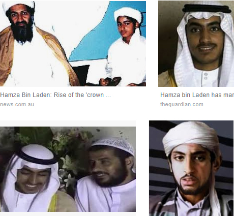 US offers $1 million reward for information on Osama Bin Laden's son