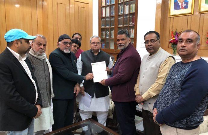 Madhepura MP Pappu Yadav seeks imposition of President's Rule in Bihar