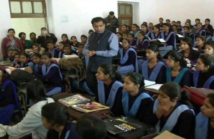 Bihar officials decide to teach schoolchildren for one hour every week